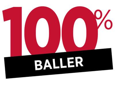 100% Baller