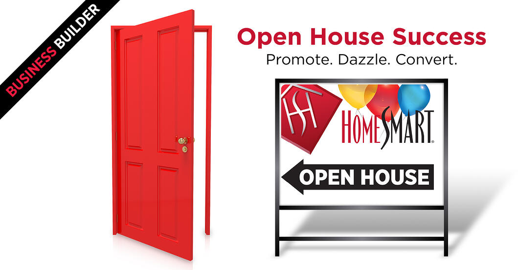 Open House Success
