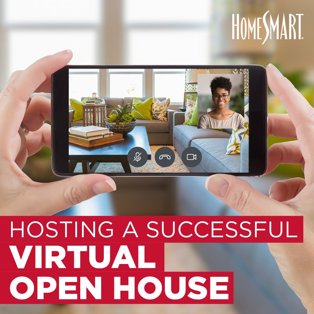 Hosting a Successful Virtual Open House